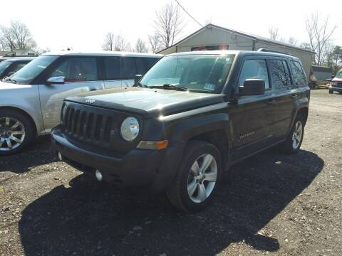 2014 Jeep Patriot for sale at John's Auto Sales & Service Inc in Waterloo NY
