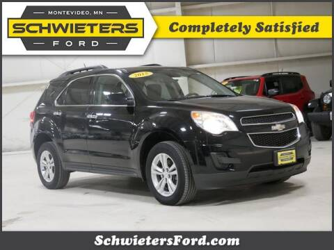 2015 Chevrolet Equinox for sale at Schwieters Ford of Montevideo in Montevideo MN