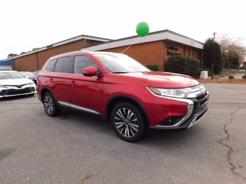 2020 Mitsubishi Outlander for sale at Auto Finance of Raleigh in Raleigh NC