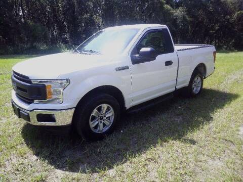 2019 Ford F-150 for sale at TIMBERLAND FORD in Perry FL