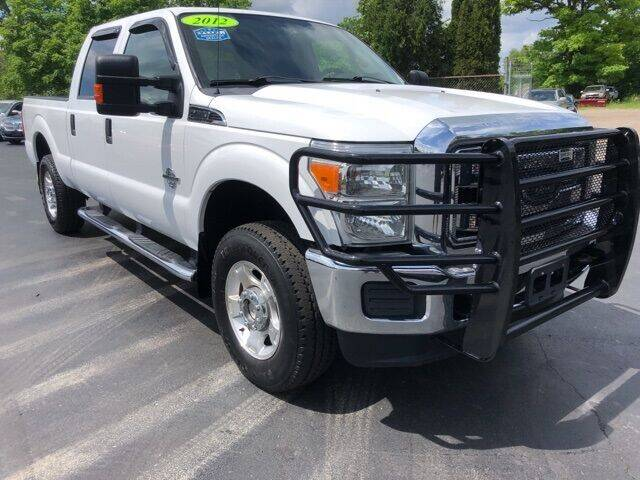 2012 Ford F-250 Super Duty for sale at Newcombs Auto Sales in Auburn Hills MI