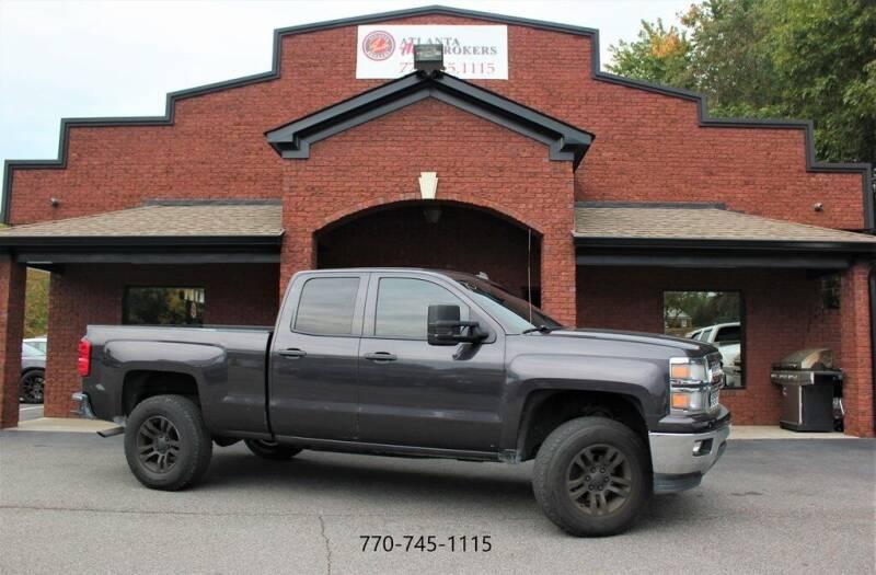2014 Chevrolet Silverado 1500 for sale at Atlanta Auto Brokers in Cartersville GA