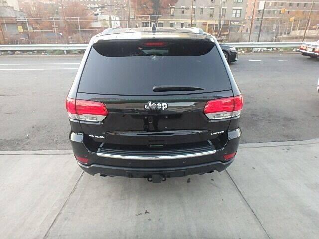 2014 Jeep Grand Cherokee 4x4 Limited 4dr SUV - Bronx NY