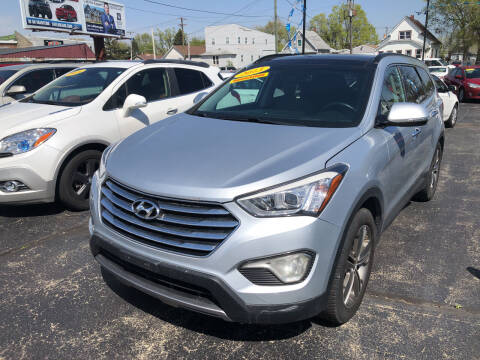 2013 Hyundai Santa Fe for sale at Smart Buy Auto in Bradley IL