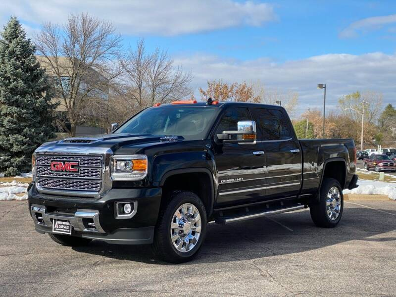 2018 GMC Sierra 2500HD for sale at North Imports LLC in Burnsville MN