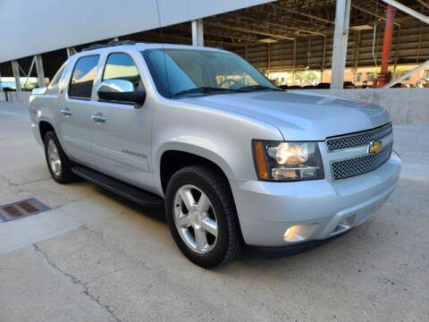 2013 Chevrolet Avalanche for sale at NEW UNION FLEET SERVICES LLC in Goodyear AZ