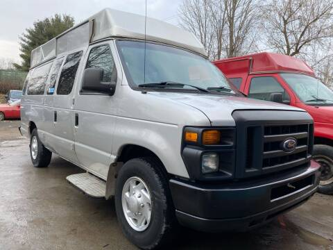 2009 Ford E-Series Cargo for sale at D & M Auto Sales & Repairs INC in Kerhonkson NY