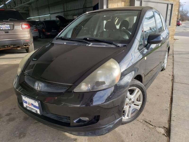 2007 Honda Fit for sale at Car Planet Inc. in Milwaukee WI