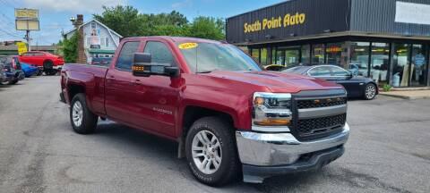 2018 Chevrolet Silverado 1500 for sale at South Point Auto Plaza, Inc. in Albany NY