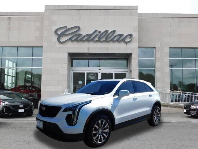 2021 Cadillac XT4 for sale in Fredericksburg, VA
