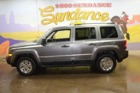 2011 Jeep Patriot for sale at Sundance Chevrolet in Grand Ledge MI
