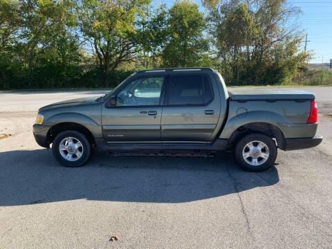 2001 Ford Explorer Sport Trac for sale at Elite Auto Plaza in Springfield IL