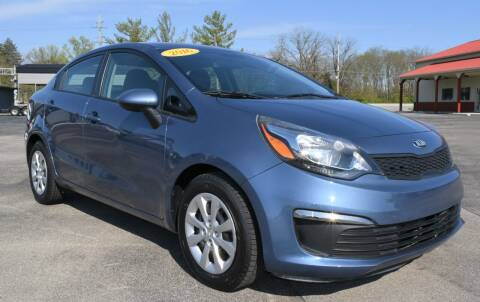 2016 Kia Rio for sale at Heritage Automotive Sales in Columbus in Columbus IN