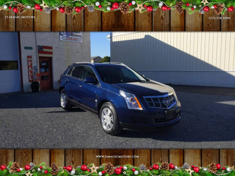 2011 Cadillac SRX for sale at J'S MAGIC MOTORS in Lebanon PA