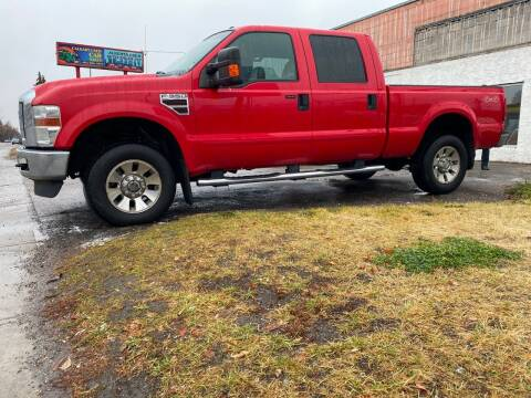 2008 Ford F-350 Super Duty for sale at Canuck Truck in Magrath AB