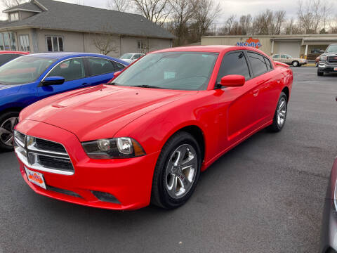 2014 Dodge Charger for sale at McCully's Automotive in Benton KY