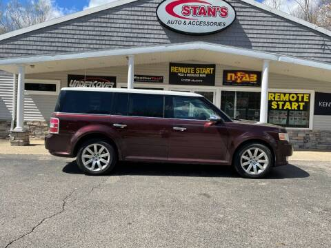 2009 Ford Flex for sale at Stans Auto Sales in Wayland MI