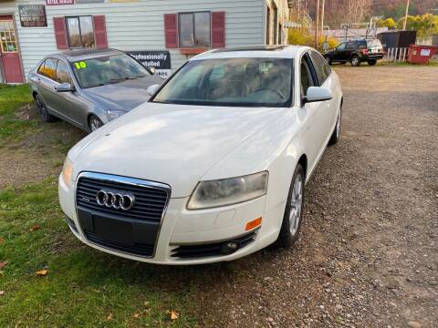 2005 Audi A6 for sale at Richard C Peck Auto Sales in Wellsville NY