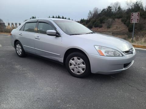 2004 Honda Accord for sale at Lexton Cars in Sterling VA