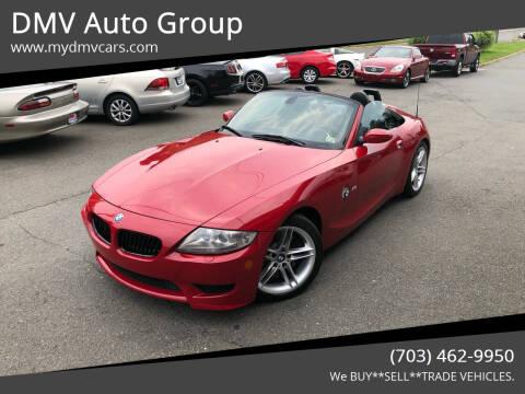 2006 BMW Z4 M for sale at DMV Auto Group in Falls Church VA