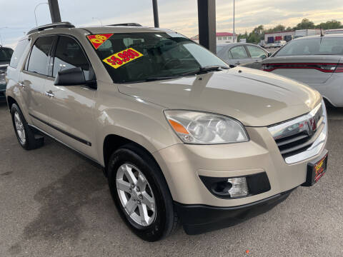 2008 Saturn Outlook for sale at Top Line Auto Sales in Idaho Falls ID