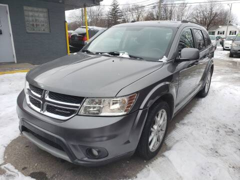 2012 Dodge Journey for sale at D & D All American Auto Sales in Mt Clemens MI