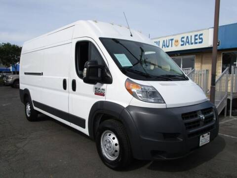 2017 RAM ProMaster Cargo for sale at Salem Auto Sales in Sacramento CA