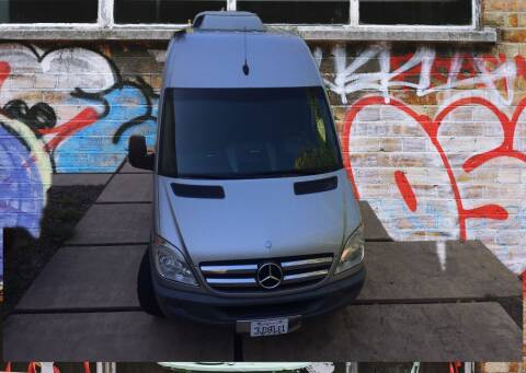 2012 Mercedes-Benz Sprinter Passenger for sale at Milpas Motors Auto Gallery in Ventura CA