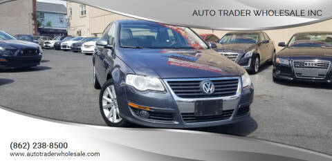 2010 Volkswagen Passat for sale at Auto Trader Wholesale Inc in Saddle Brook NJ