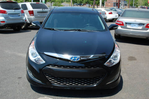 2014 Hyundai Sonata Hybrid for sale at D&H Auto Group LLC in Allentown PA