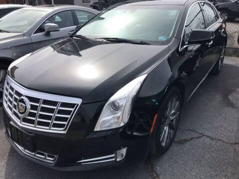 2013 Cadillac XTS for sale at A & R Motors in Richmond VA
