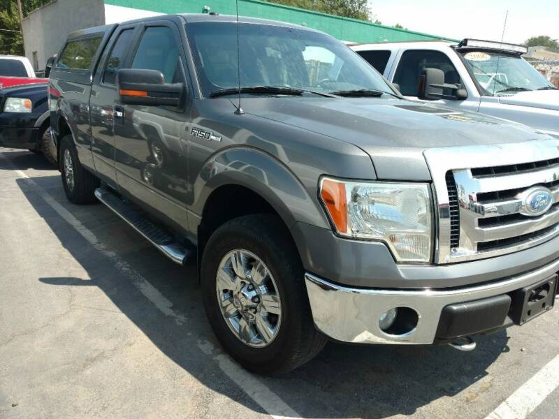 2009 Ford F-150 for sale at Gandiaga Motors in Jerome ID