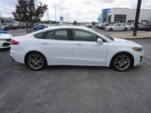 2019 Ford Fusion for sale at DICK BROOKS PRE-OWNED in Lyman SC