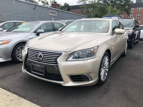 2015 Lexus LS 460 for sale at OFIER AUTO SALES in Freeport NY