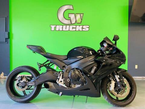 2014 Suzuki GSX-R600 for sale at GW Trucks in Jacksonville FL