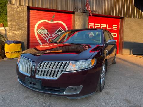 2012 Lincoln MKZ for sale at Apple Auto Sales Inc in Camillus NY