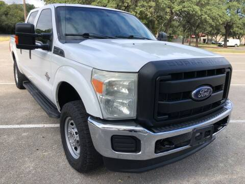 2016 Ford F-250 Super Duty for sale at PRESTIGE AUTOPLEX LLC in Austin TX