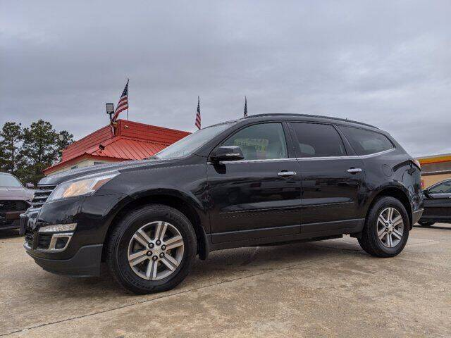 2015 Chevrolet Traverse for sale at CarZoneUSA in West Monroe LA