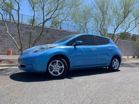 2013 Nissan LEAF for sale at MyAutoJack.com @ Auto House in Tempe AZ
