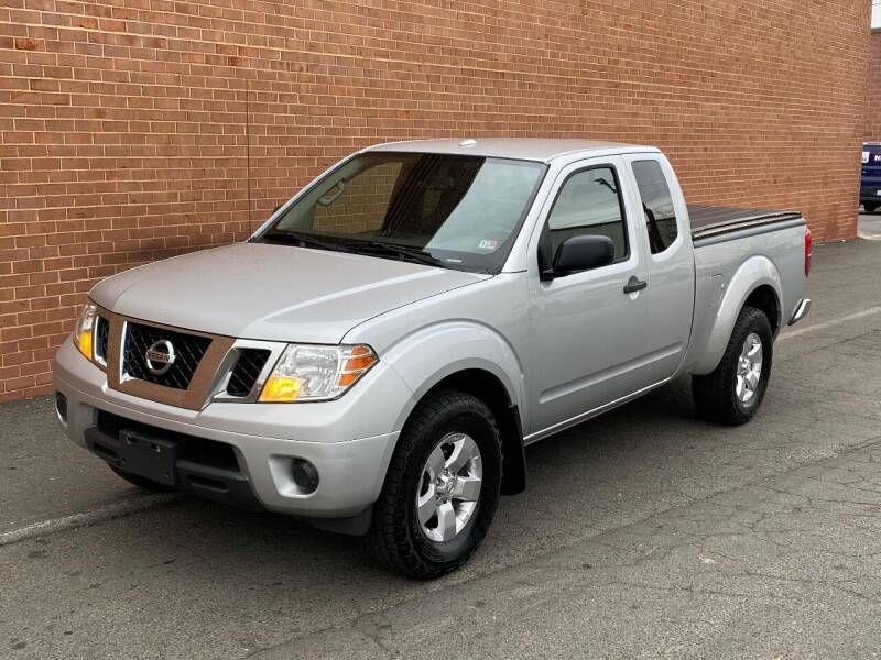2012 Nissan Frontier for sale at D&S IMPORTS, LLC in Strasburg VA