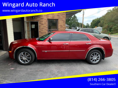 2008 Chrysler 300 for sale at Wingard Auto Ranch in Elton PA