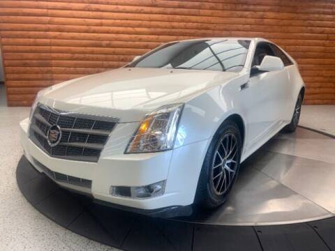 2011 Cadillac CTS for sale at Dixie Motors in Fairfield OH