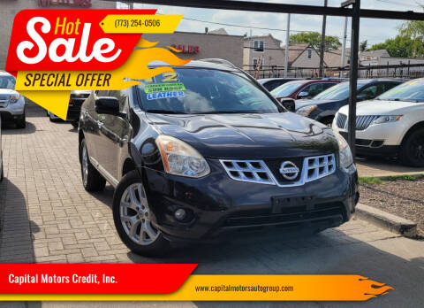 2012 Nissan Rogue for sale at Capital Motors Credit, Inc. in Chicago IL