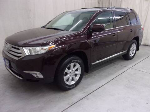 2011 Toyota Highlander for sale at Paquet Auto Sales in Madison OH