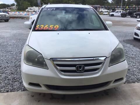 2007 Honda Odyssey for sale at K & E Auto Sales in Ardmore AL