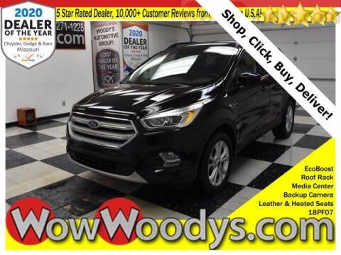 2018 Ford Escape for sale at WOODY'S AUTOMOTIVE GROUP in Chillicothe MO