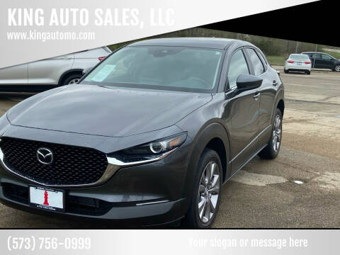 2020 Mazda CX-30 for sale at KING AUTO SALES, LLC in Farmington MO
