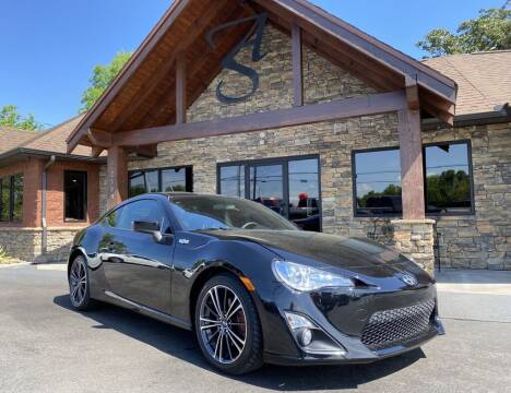 2014 Scion FR-S for sale at Auto Solutions in Maryville TN