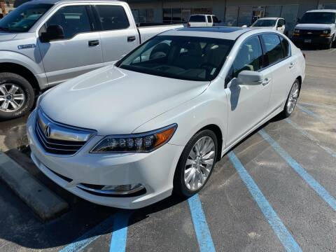 2014 Acura RLX for sale at Wholesale Auto Plus, LLP. in Montgomery AL