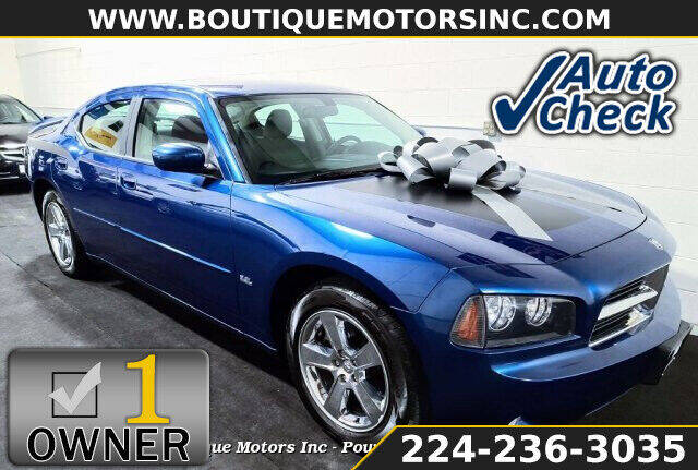 2010 Dodge Charger for sale in Lake In The Hills, IL
